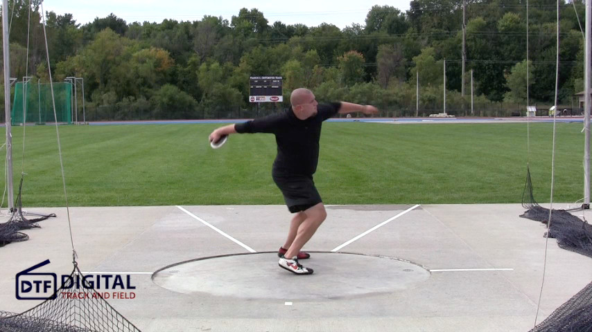 Discus Throw Practice Plan Get Started