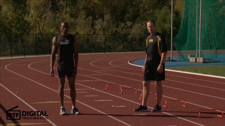Sprint Acceleration Training Video