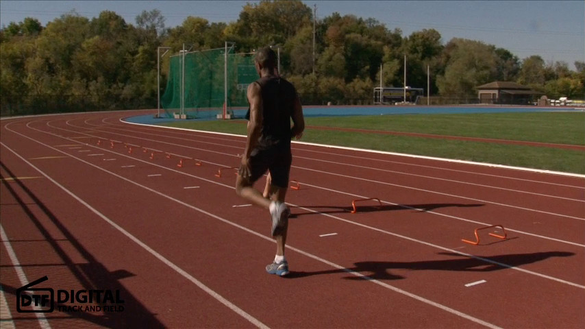 Track and Field Warm Up Phases