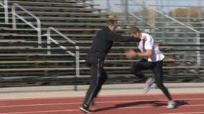 Acceleration Sprint Training