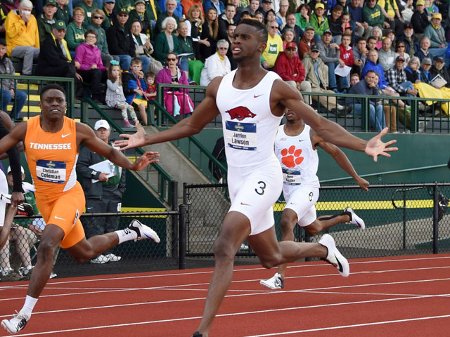 Sprint Training For Max Velocity