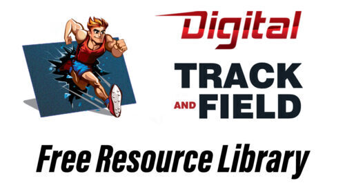 Digital Track and Field Free Resources