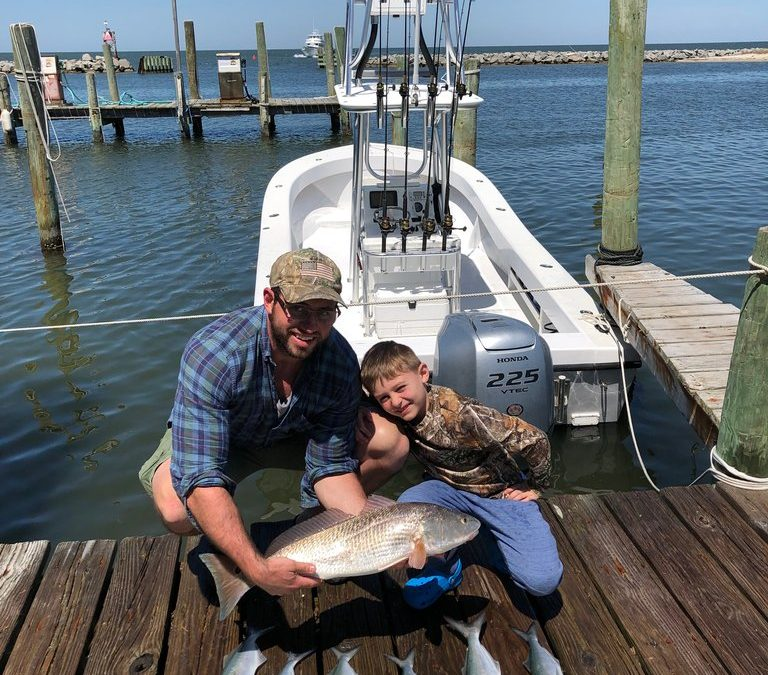 Fishing Report: April 17, 2019