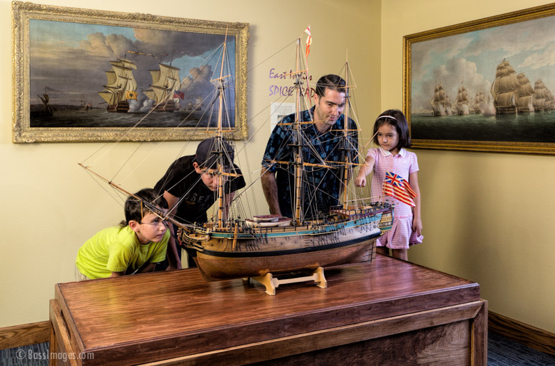 Good Times at the Maritime Museum