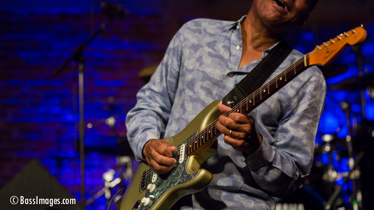 Shooting the Blues with Robert Cray