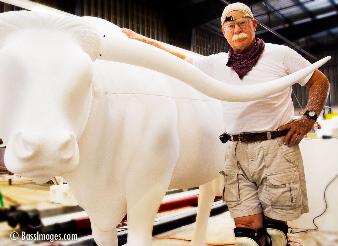 joe and the bull