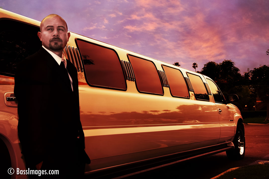 limo driver