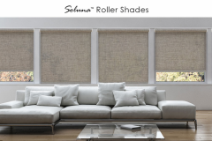 Soluna Roller Shades