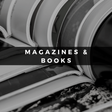 Magazines-Books
