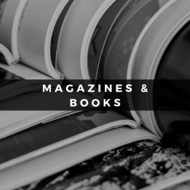 Magazines-Books