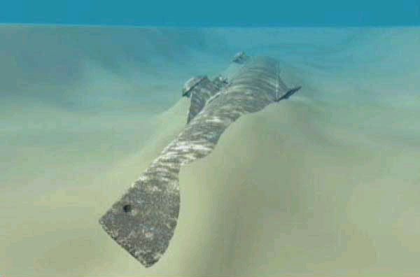 Hunley (C S S ) | National Underwater and Marine Agency