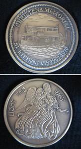 Christena Memorial Coin
