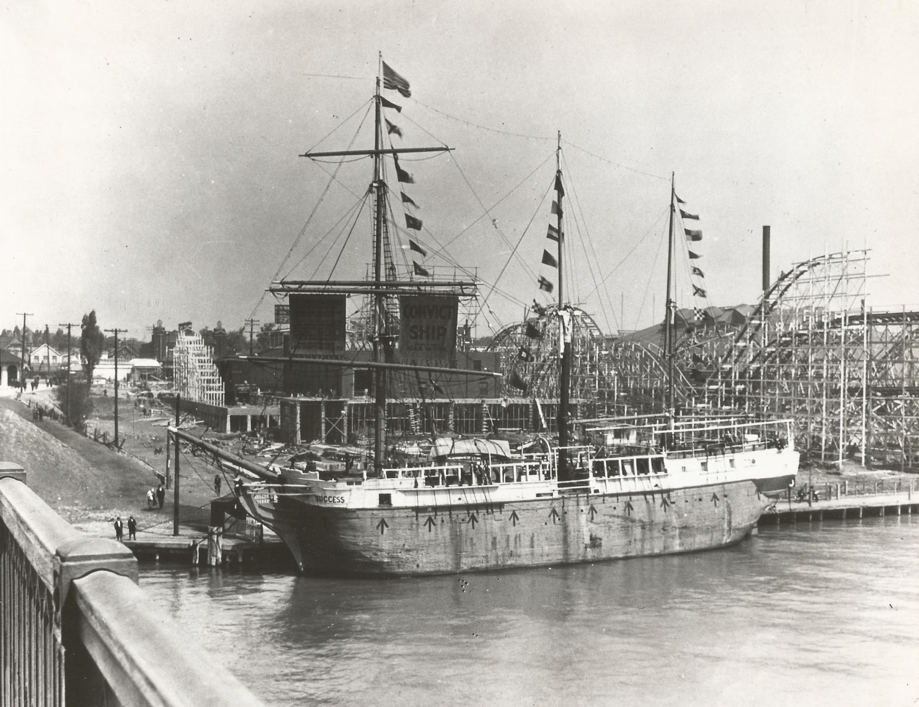 Convict Ship is 'Bucket List' Dive | National Underwater and
