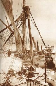 The Endurance Shipwreck