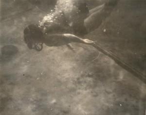 Bahamas Wreck Diver