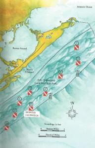 Benwood Map