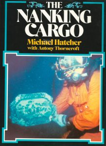 Cover of the Book, Nanking Cargo