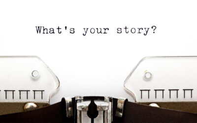 Why We Were Born to Tell Stories
