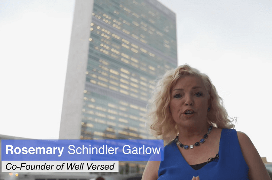 rosemary garlow un well versed