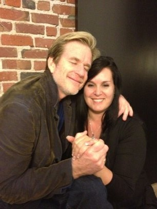 Matthew Modine, Renee Martine