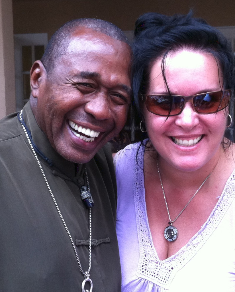 Ben Vereen, Renee Martine