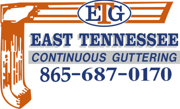 East Tennessee Continuous Guttering Logo
