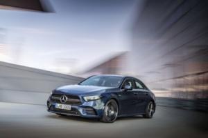 Manufacturer Images: 2020 Mercedes-AMG A35