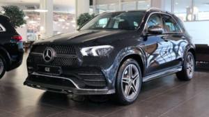 Image courtesy of Larte's Mercedes GLE