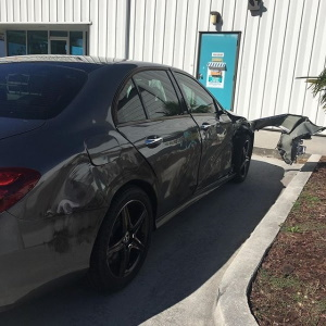 stratches and vehicle damage wilmington nc
