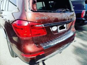broken windshield repair Wilmington NC