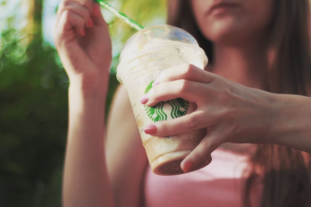 Starbucks Nutrition