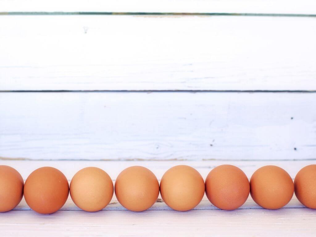 Types of Eggs