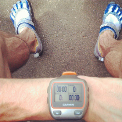 Garmin Forerunner 310XT time