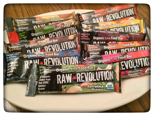 Raw Revolution Organic Live Food Bar Review