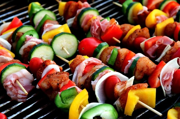 Choose a Grill for Vegetables