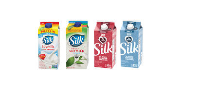 silk plant based milk picture