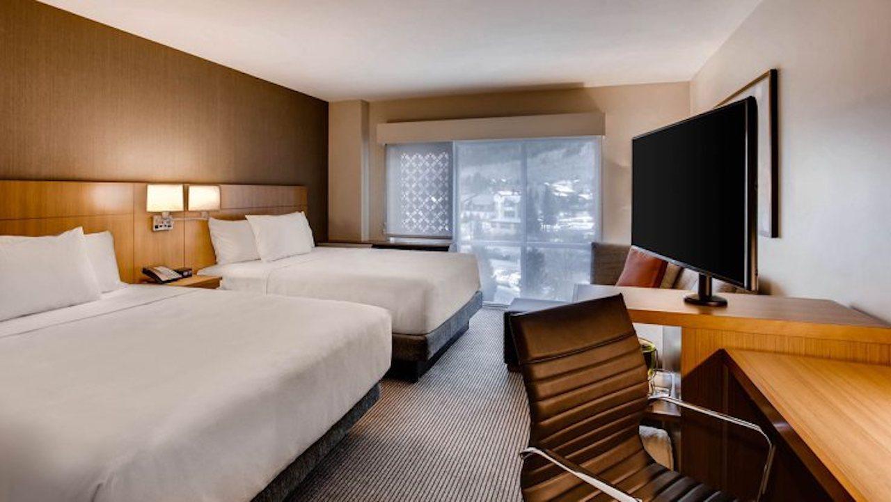 Hyatt Place Keystone   Double Bed