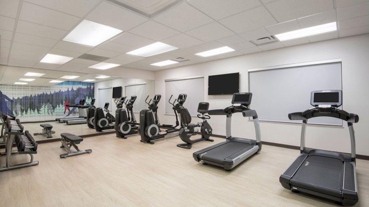 Hyatt Place Keystone   Fitness Room