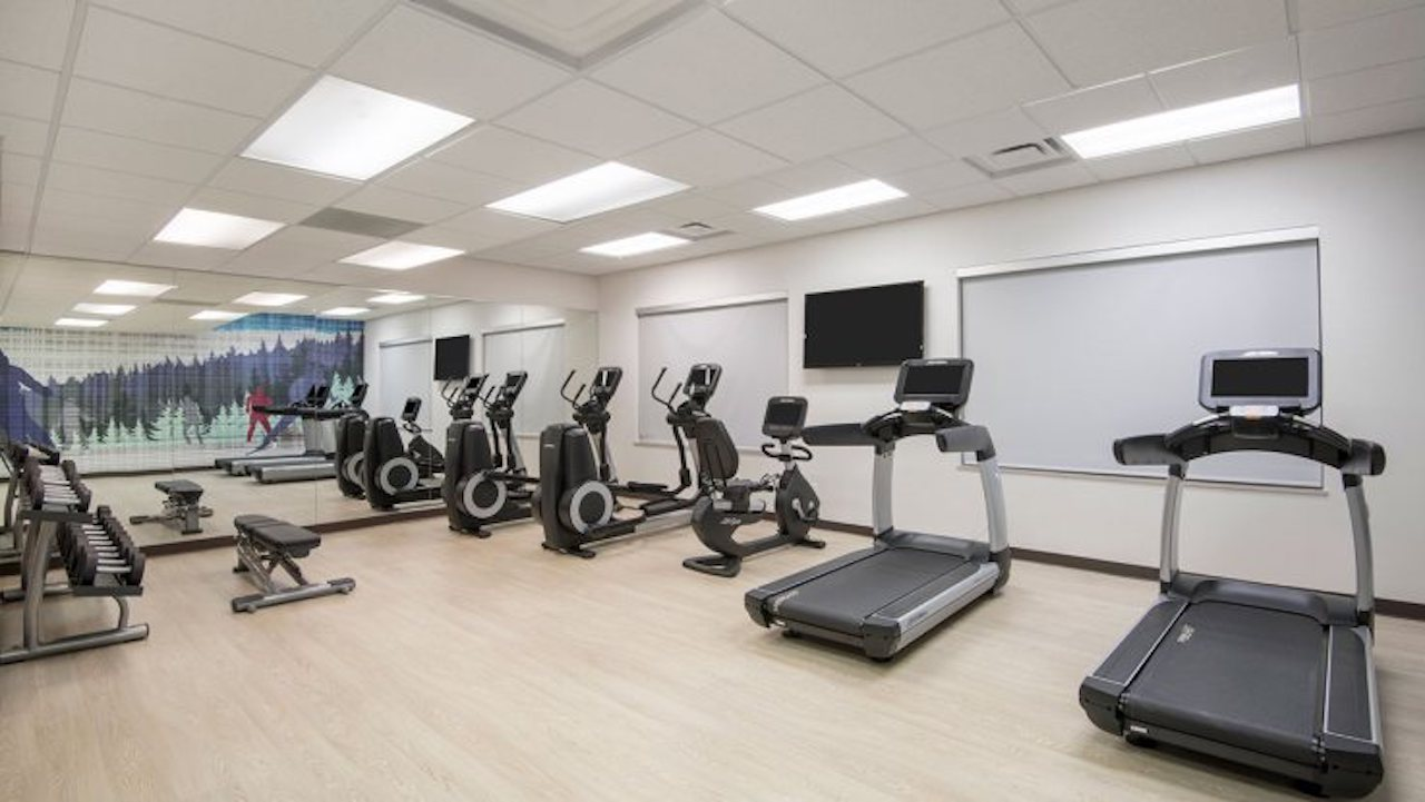 Hyatt Place Keystone | Fitness Room