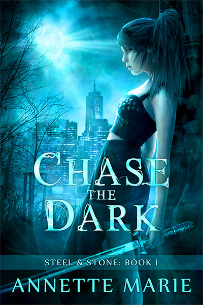 Chase the Dark by Annette Marie gets new ebook covers