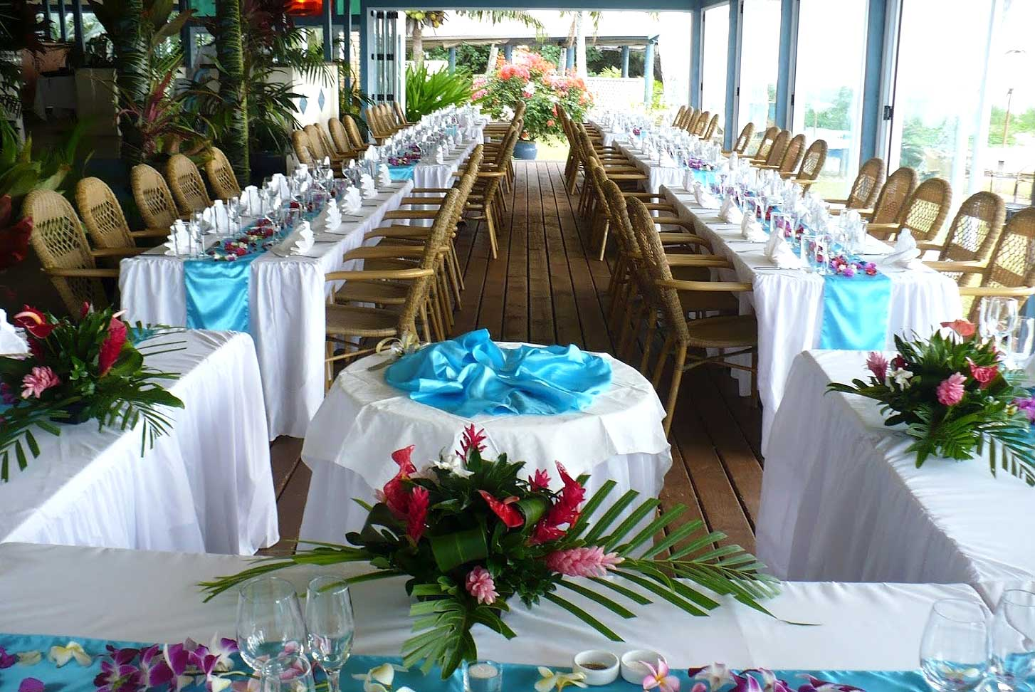 Weddings at Tamarind House