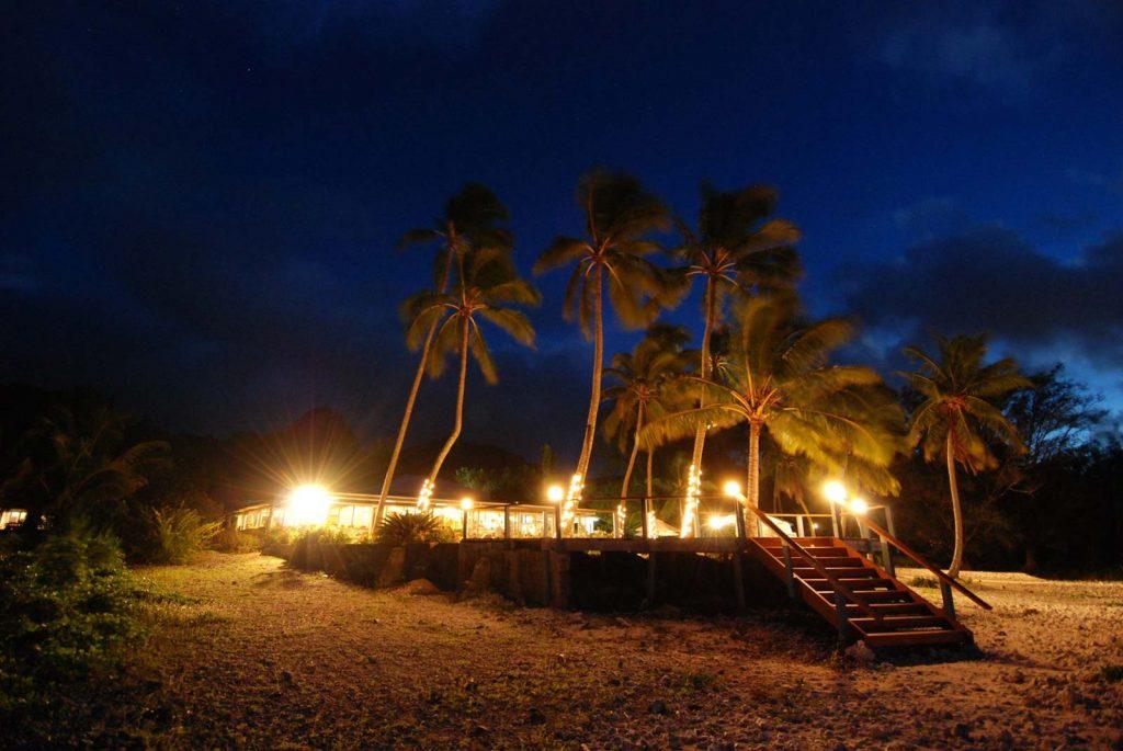 Tamarind House on the beach