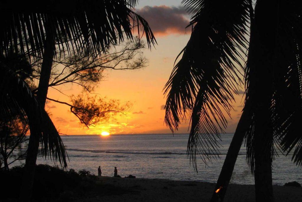Sunset at Tamarind