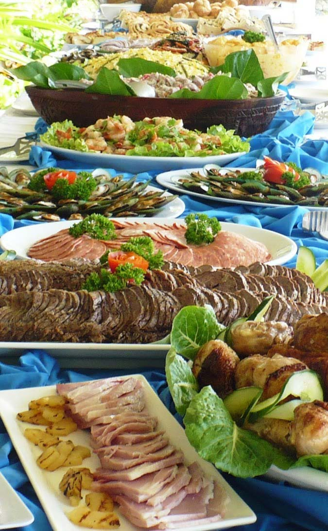 Tamarind House cuisine