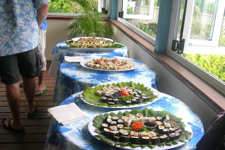 Great food at Tamarind House