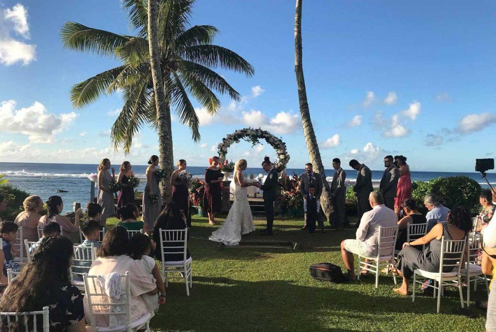Private Ceremony at Tamarind
