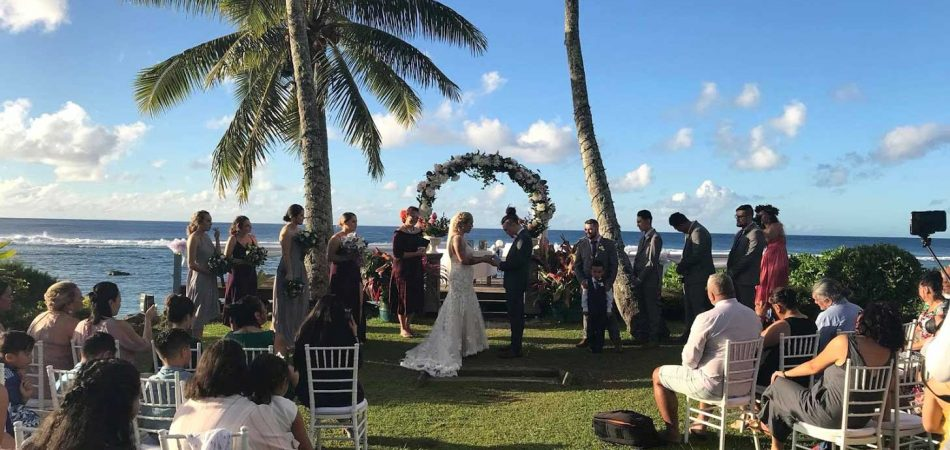 Private Ceremony at Tamarind
