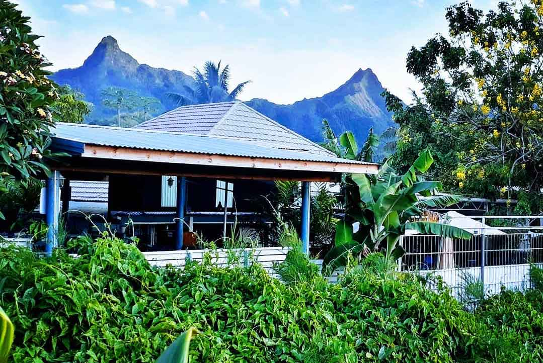 The New Place Cafe Rarotonga