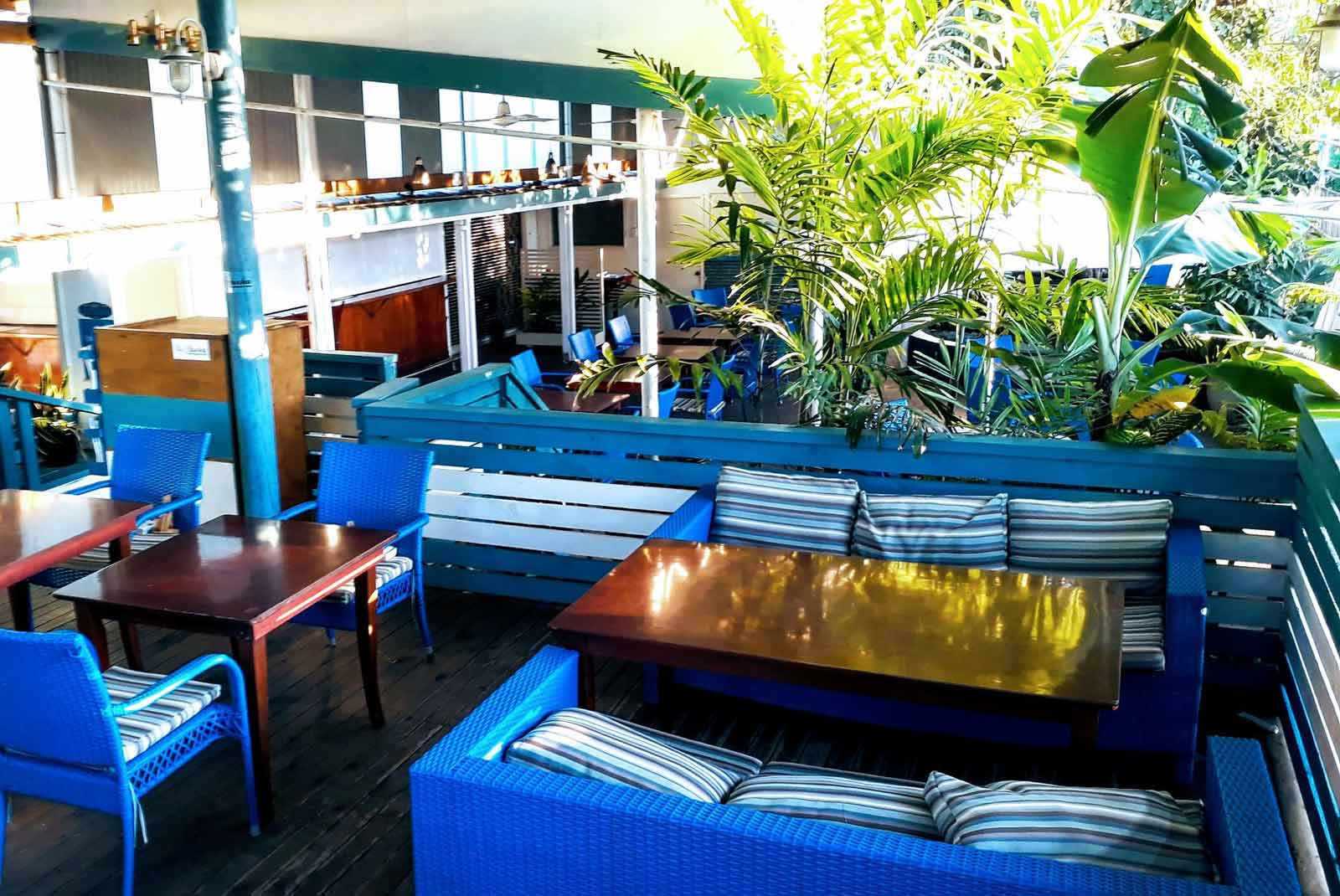 The New Place Cafe, Rarotonga