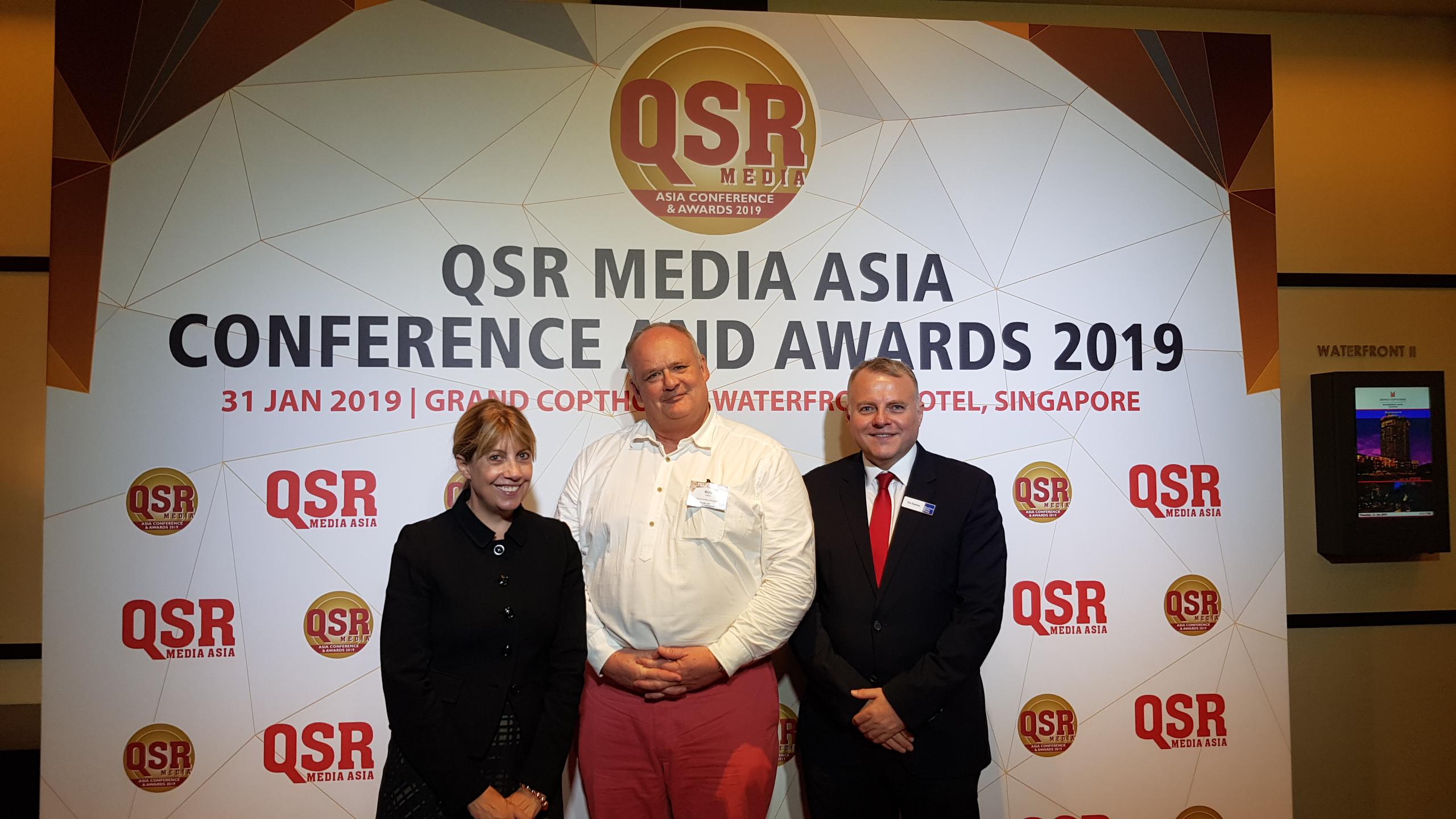 QSR Media Conference 2019